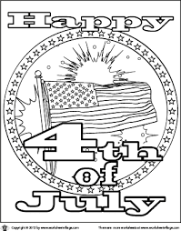 free printable 4th of july coloring pages for kids adults kindergarten preschoolers toddlers