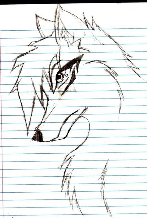 draw anime wolves pictures flipping  furries