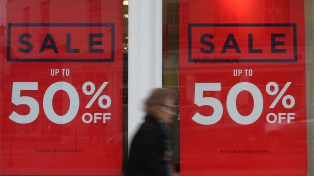 Sale signs, Bath