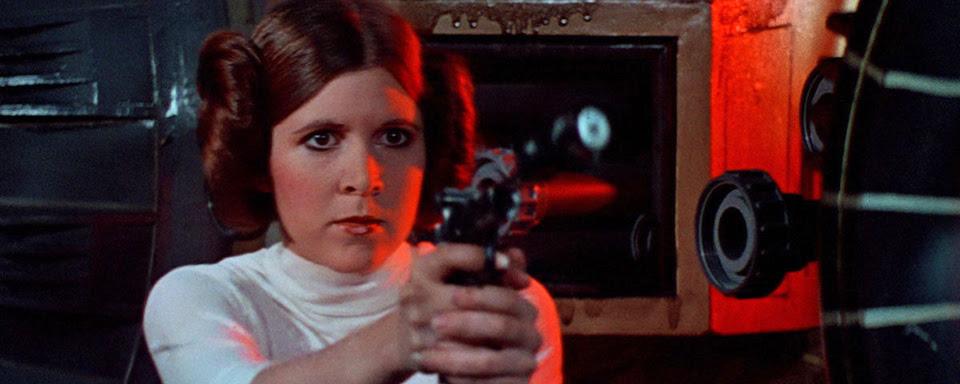 Star Wars Von Diesen Frauen Stibitzte George Lucas Die Idee Zu
