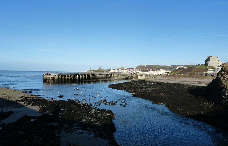 P1060308 - Aberystwyth Harbour