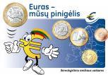 Lietuvos banko edukacinė ir metodinė medžiaga apie eurą