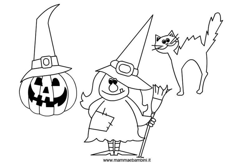 b17c47141c selezionato] Disegni Halloween Da Colorare Pipistrelli - Disegni da ...