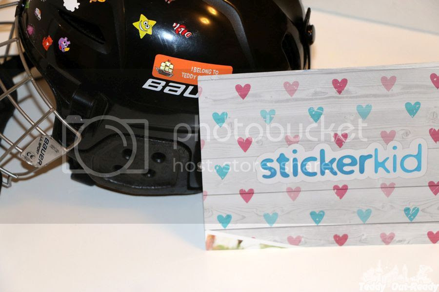 StickerKid Labels