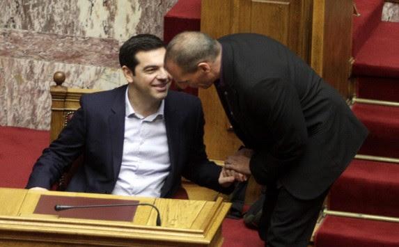 Τα οργισμένα τηλεφωνήματα Τσίπρα και Βαρουφάκη στον Ντράγκι - Πρωθυπουργός: Δεν υποχωρώ σε τέτοιες τακτικές - Έξαλλος ο ΥΠΟΙΚ: Κάνετε ωμό εκβιασμό!
