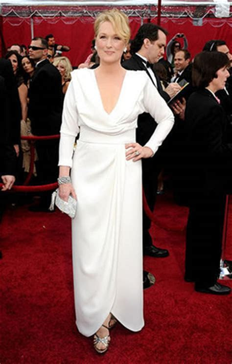 Wedding dress inspiration from the 2010 Oscars   Stylish