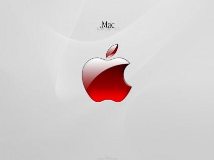 Sfondi Rossi Apple Sfondi