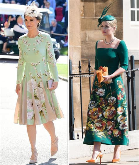 Royal wedding best dressed: Which guests stood out on
