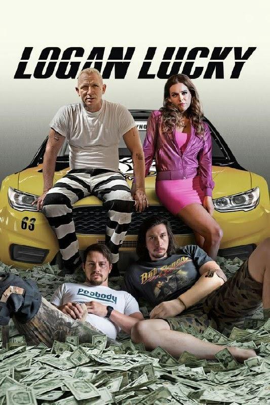Logan Lucky (2017) 480p 720p BluRay Dual Audio (Hindi+English) Full Movie