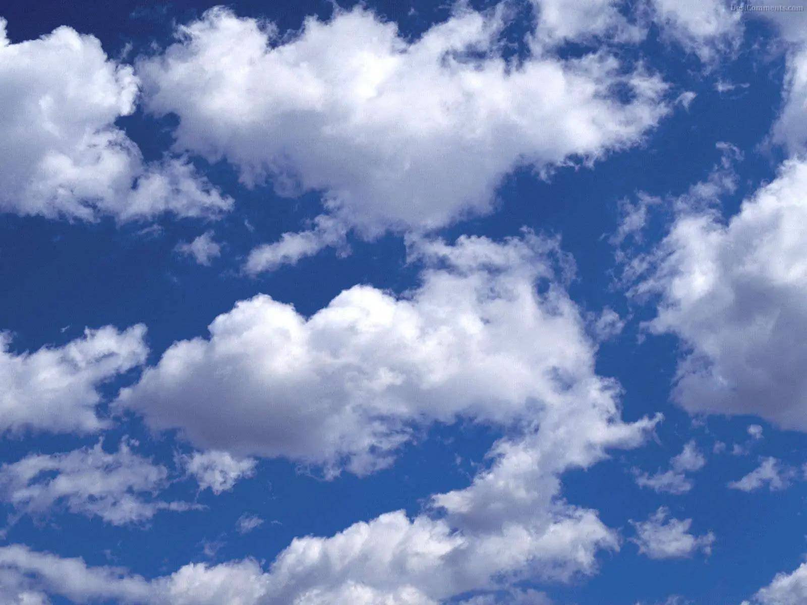 Peaceful Clouds