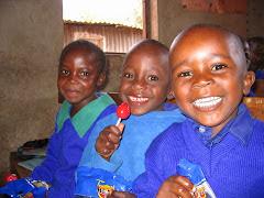Barnehagebarn i Kwinda