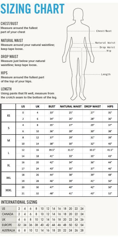 indian clothing styles  measurements sizing charts images  pinterest india