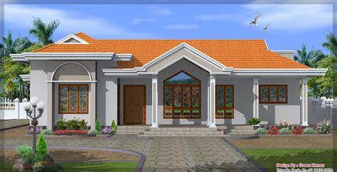 single floor house design home building plans
