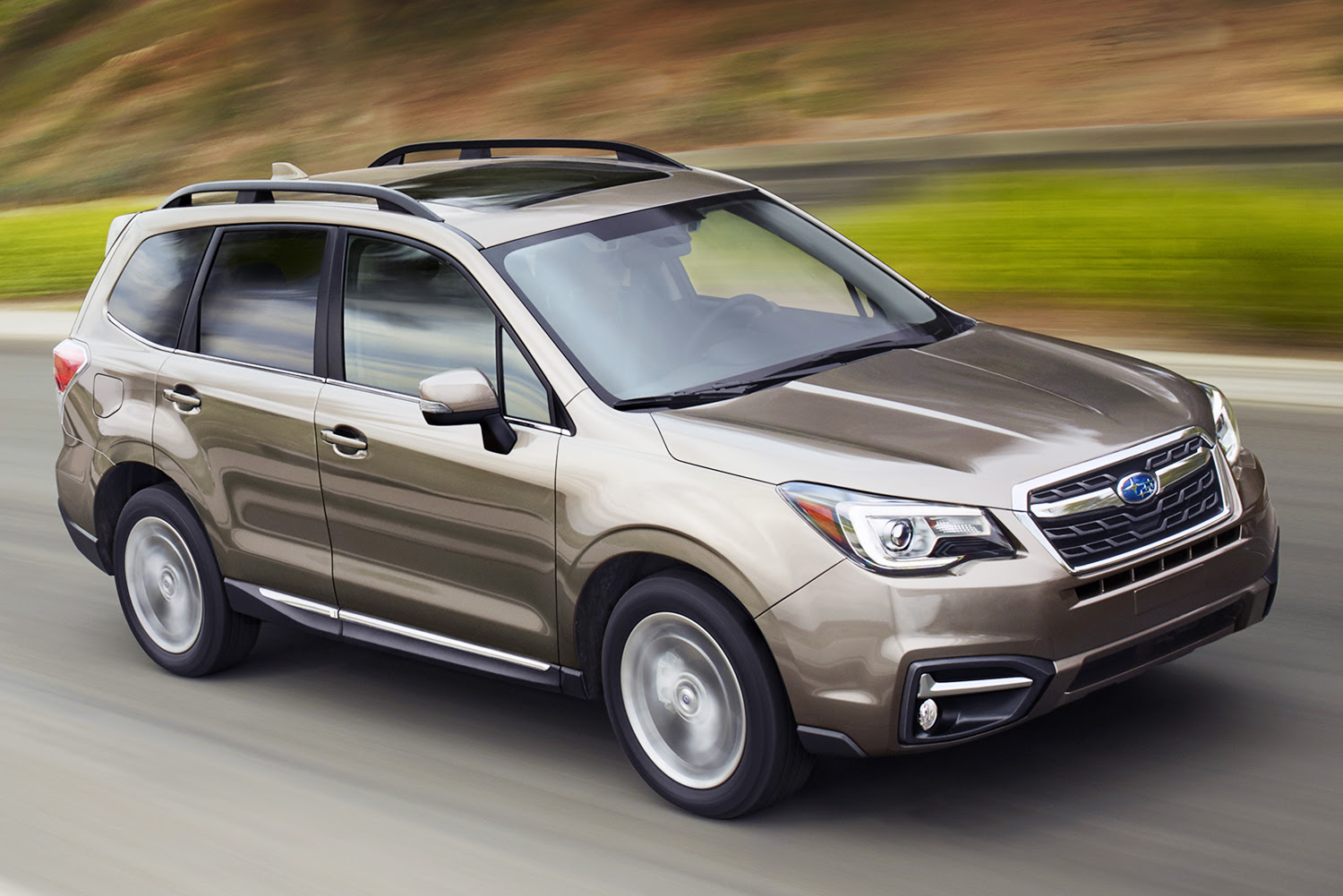 Subaru Forester Redesign