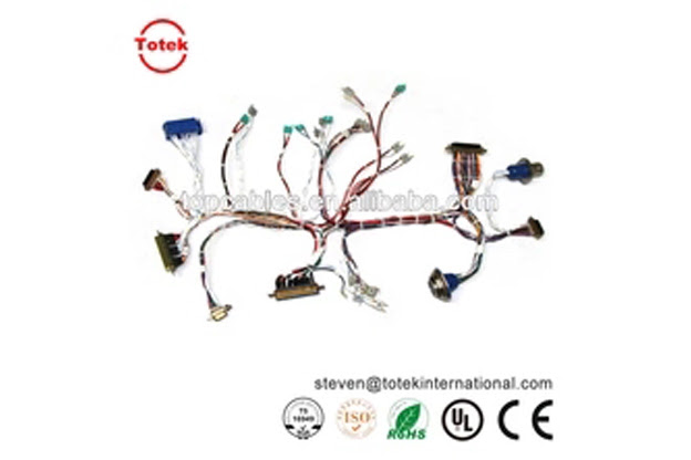 Automotive Wiring Harnes Part