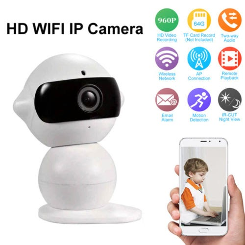 【Low Price】 Woshijia 2016 New 720P HD Wireless IP Camera ...