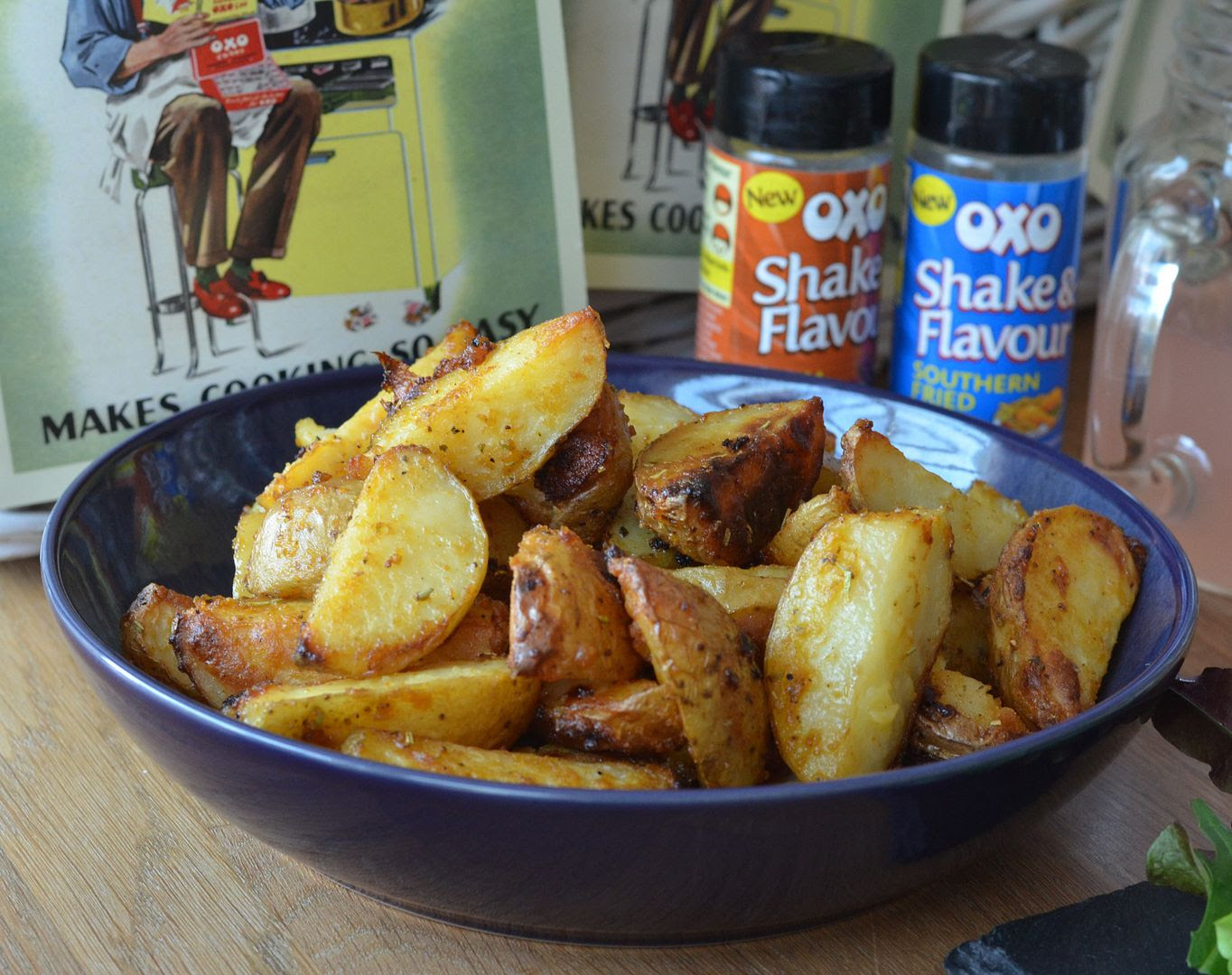 Southern Fried Wedges