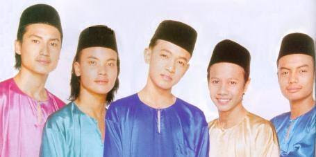 masih ingatkah anda dengan new boyz, q-face, boboy , spin ?? =]