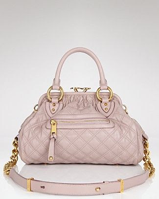 Marc Jacobs Shoulder Bag - Quilted Mini Stam