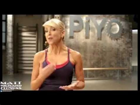 piyo chalene johnson workout youtube