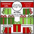 Christmas Gifts {Graphics for Commercial Use}