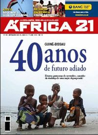 Africa21 Setembro de 2013 Nº78_capa