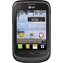 LG 306G tracfone review