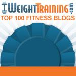 WeightTraining.com Top 100 Fitness Blogs