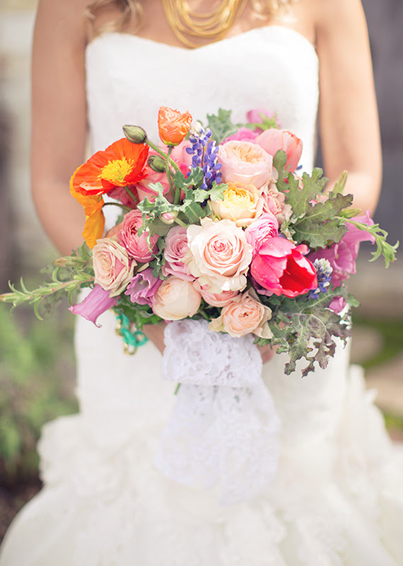 Vibrant spring wedding ideas | Details + Decor, Flowers + Greenery ...