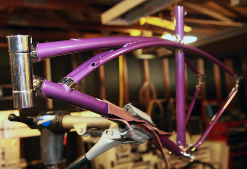 front bike