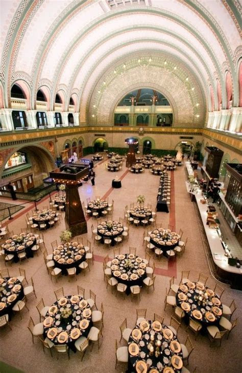 Heather Roth Photography . St. Louis Union Station Wedding