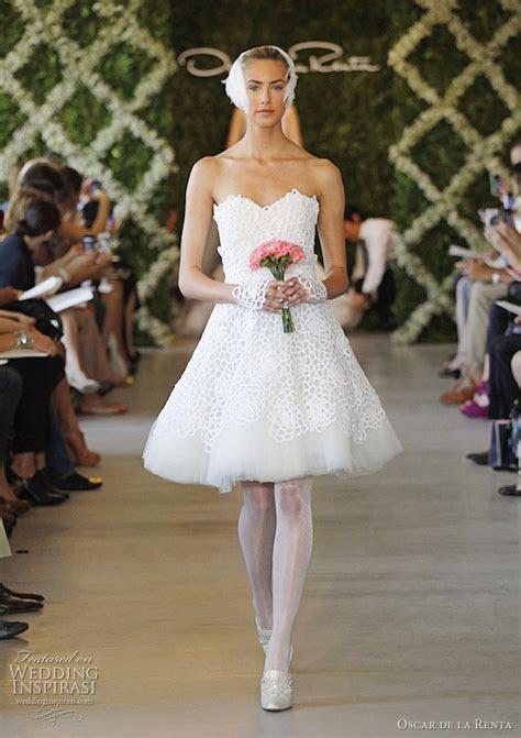 2016 Wedding Dresses and Trends: Oscar de la Renta Bridal