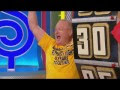 Total Chance: Three Winners at The Price Is Right -
