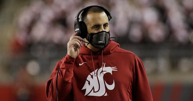 L'État de Washington licencie son entraîneur de football pour refus de vaccin