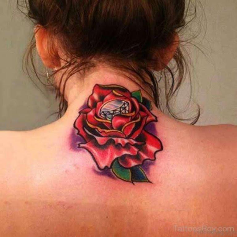 55 Impressive Neck Tattoo