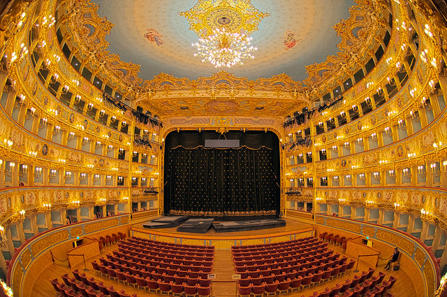 Teatro La Fenice (HDR)