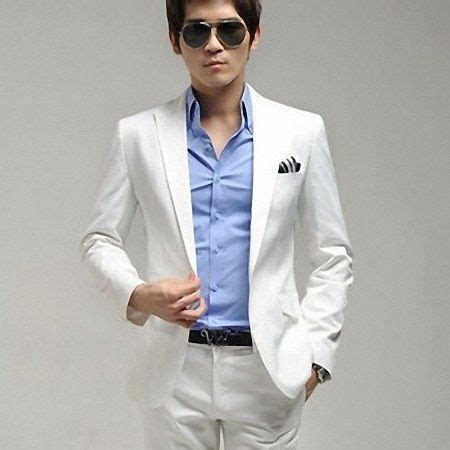great warm weather suit, would pair it with a white shirt