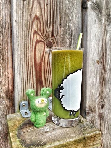green juice and kismet