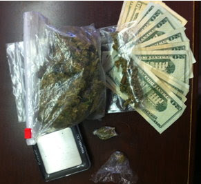 Mom Arrested With 14 Pound Of Weed And Child In Car Safety Seat