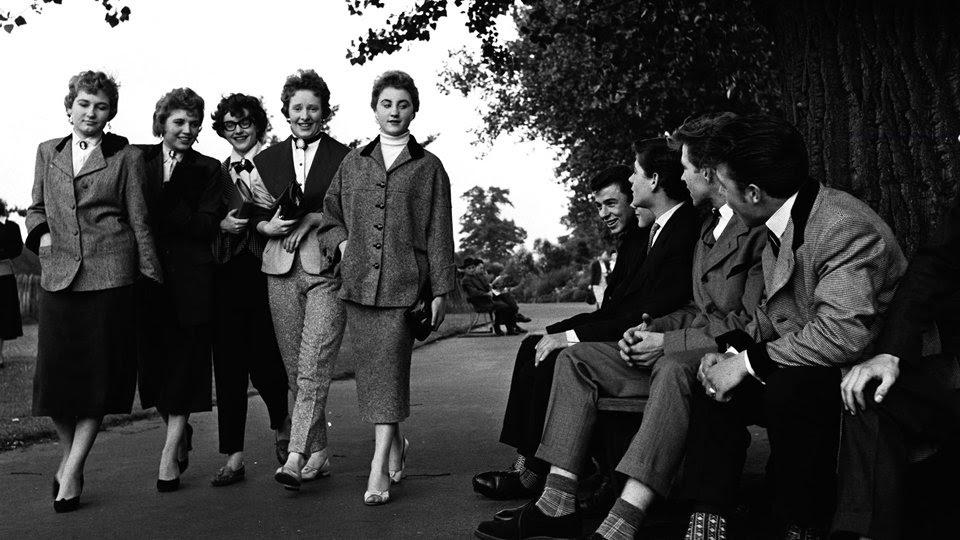 Teenage Teds, 1954