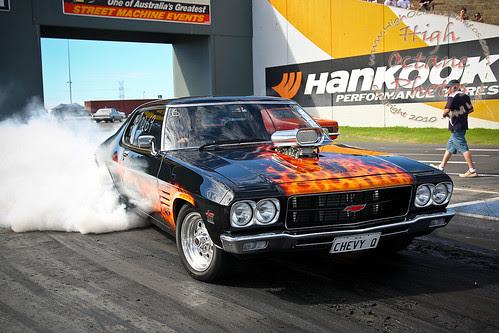 Retro Drags @ Perth Motorplex