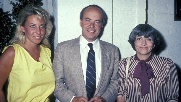 Actor Tim Conway, wife Charlene Fusco and daughter Kelly Conway being photoraphed on August 9, 1983 at Chasen's Restaurant in Beverly Hills, California. (Photo by Ron Galella, Ltd./WireImage)