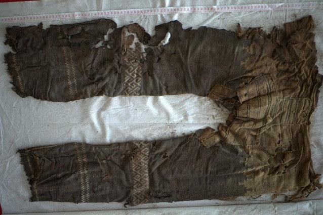 Ecco i pantaloni più antichi della storia: hanno 3000 anni.