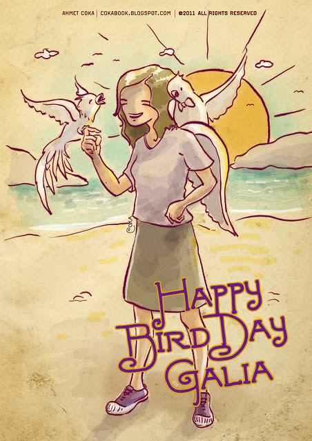 bird day!
