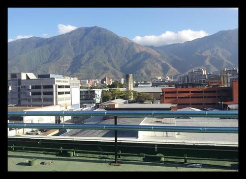 El orgullo de Caracas...