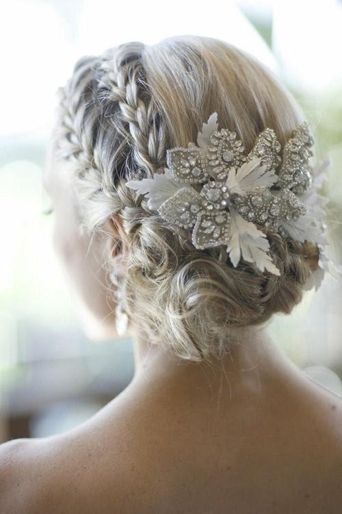 「髪型」の結婚式アイデア marry[マリー] - 海外ウェディングヘアスタイル