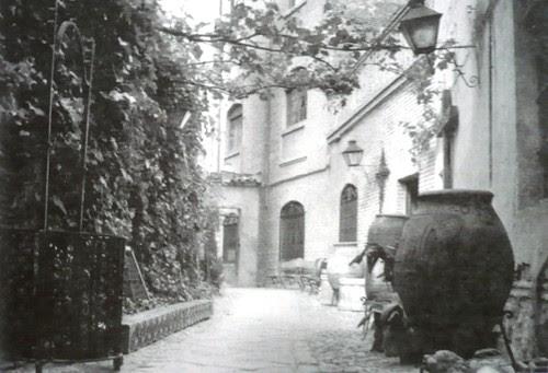 Pasadizo de Balaguer (Toledo) en los años 80