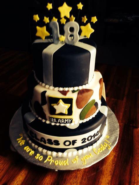 Graduation/Army cake   My Cakes   Army cake, Graduation