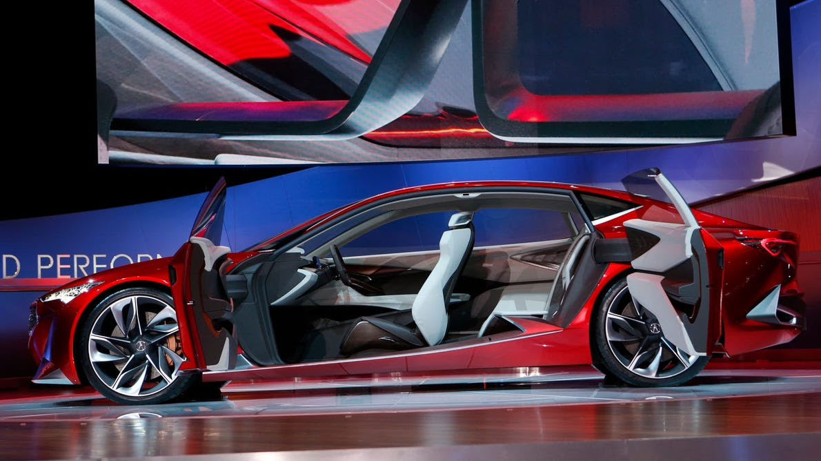 Here are the most amazing cars we saw at the 2016 Detroit Auto Show  Business Insider