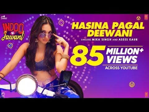 Hasina Pagal Deewani: Indoo Ki Jawani | Kiara Advani, Aditya Seal